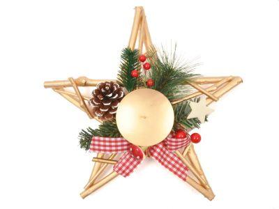 Božično-novoletna dekoracija