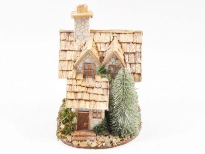Hiška lesena