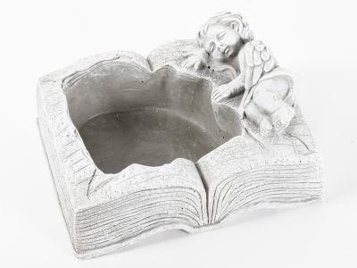 Posoda knjiga z angelom