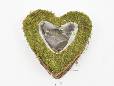 Posoda srce z mahom h8cm