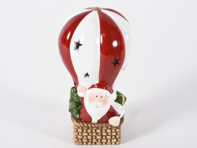 Božiček na balonu