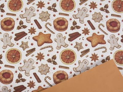 Rola Gingerbread paper touch