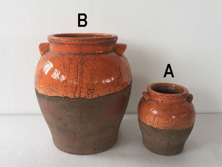 Vaza keramična 29x29x32cm