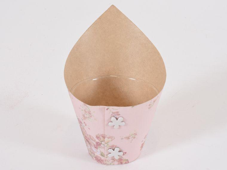 Ovitek papirnat za rože/12kos
